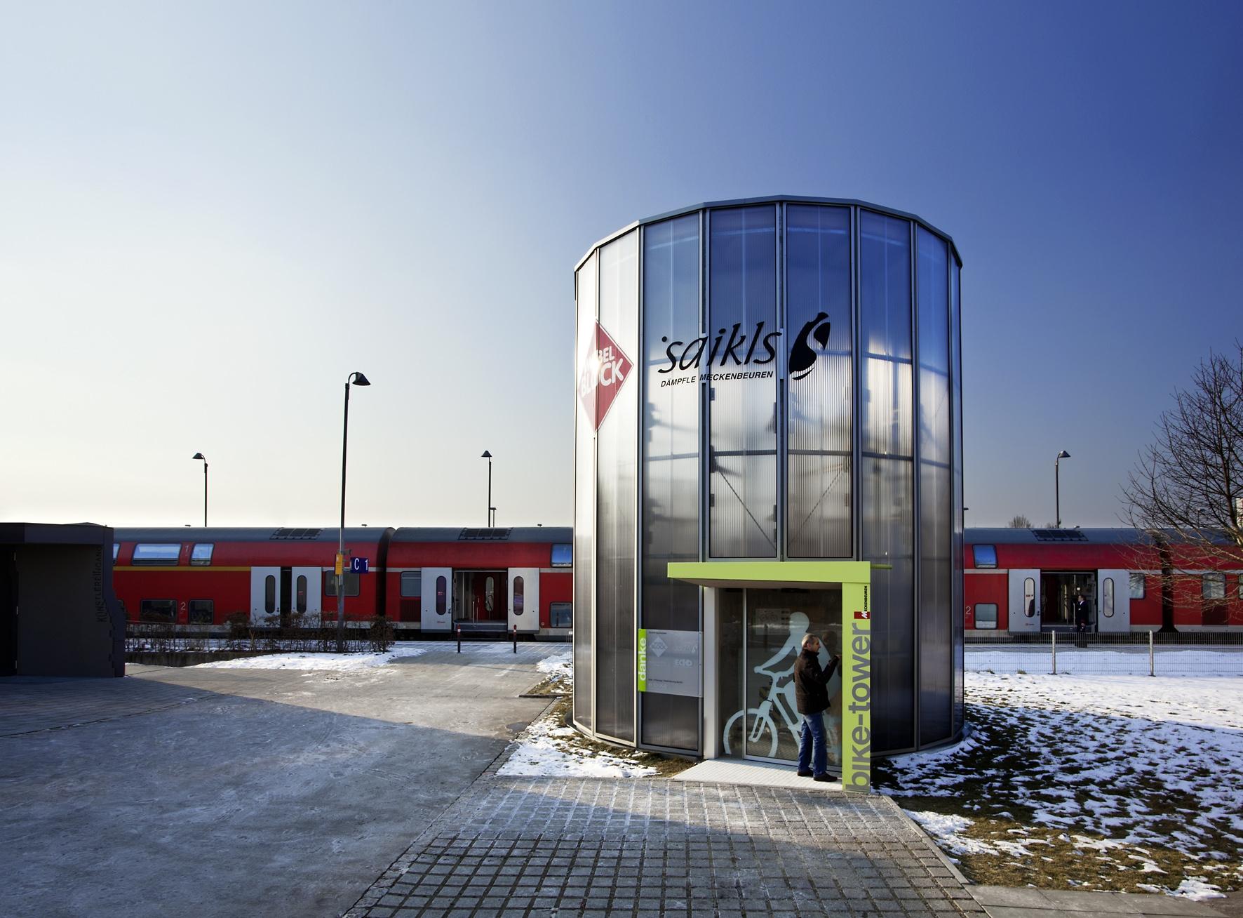 Bike-Tower Meckenbeuren